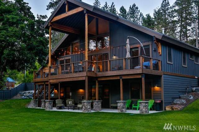 9766 East Leavenworth Rd, Leavenworth, WA 98826 (#1601986) :: Liv Real Estate Group