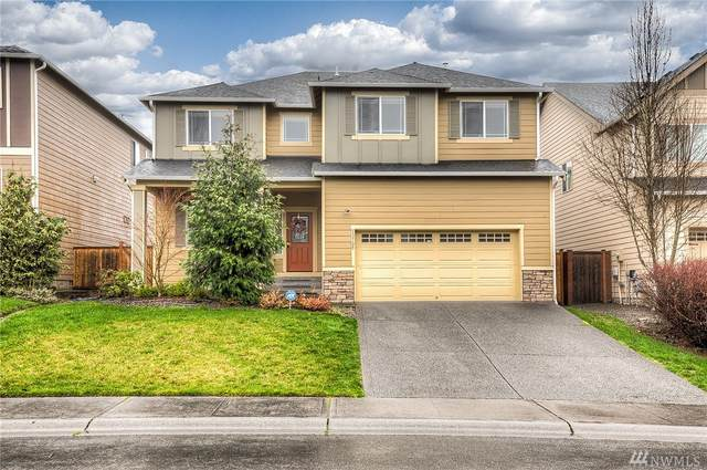 13705 74th Av Ct E, Puyallup, WA 98373 (#1601988) :: Real Estate Solutions Group