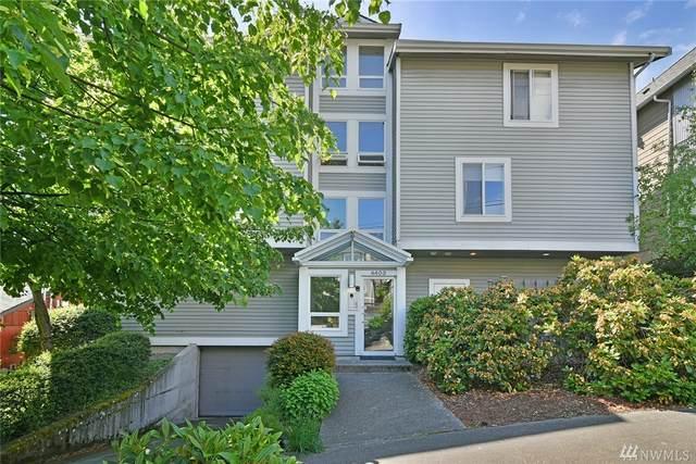 4403 Greenwood Ave N #102, Seattle, WA 98103 (#1602033) :: Northern Key Team