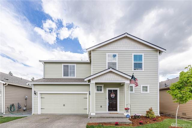 1813 72nd Ave SE, Tumwater, WA 98501 (#1602058) :: Real Estate Solutions Group