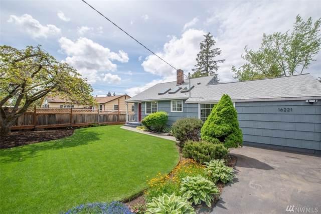 16221 14th Ave NE, Shoreline, WA 98155 (#1602067) :: Ben Kinney Real Estate Team