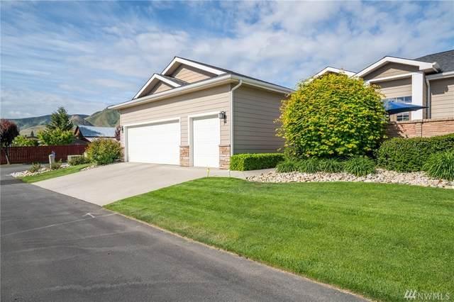 1845 Maple St #7, Wenatchee, WA 98801 (#1602145) :: Lucas Pinto Real Estate Group