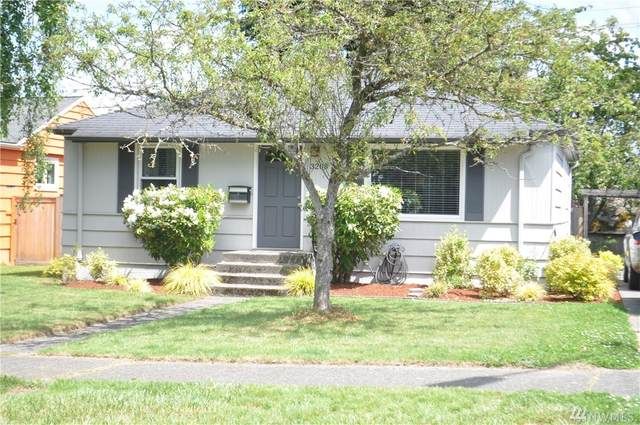 3208 49th Ave SW, Seattle, WA 98116 (#1602188) :: Better Properties Lacey