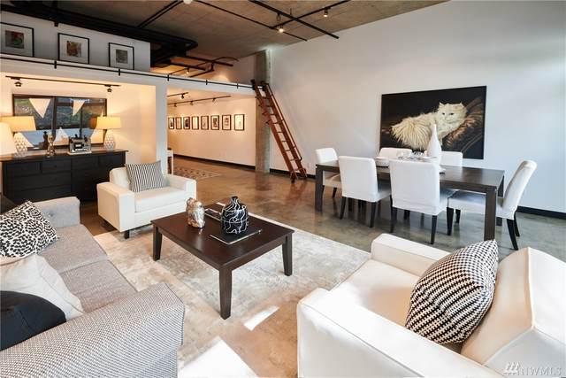 2717 Western Ave #113, Seattle, WA 98121 (#1602194) :: Mike & Sandi Nelson Real Estate