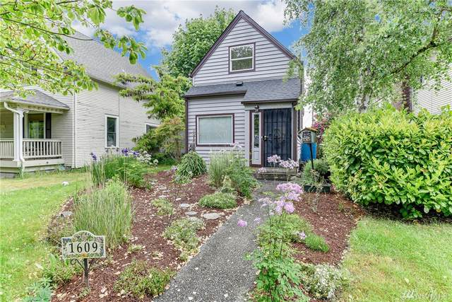 1609 Rucker Ave, Everett, WA 98201 (#1602236) :: The Kendra Todd Group at Keller Williams