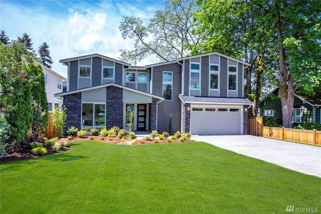 7313-lot 1 124th Ave NE, Kirkland, WA 98033 (#1602264) :: Real Estate Solutions Group