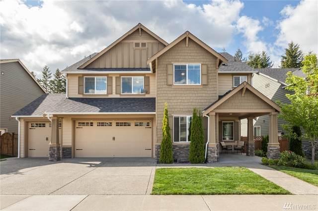19513 142nd St E, Bonney Lake, WA 98391 (#1602274) :: Ben Kinney Real Estate Team