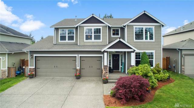 19333 205th St E, Orting, WA 98360 (#1602281) :: Real Estate Solutions Group