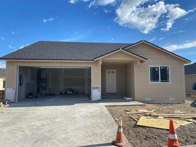 2262 S Mystical Lp, East Wenatchee, WA 98802 (#1602307) :: Real Estate Solutions Group