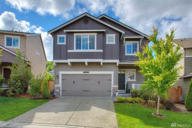 3206 Dunhill Lane #60, Puyallup, WA 98372 (#1602373) :: Real Estate Solutions Group