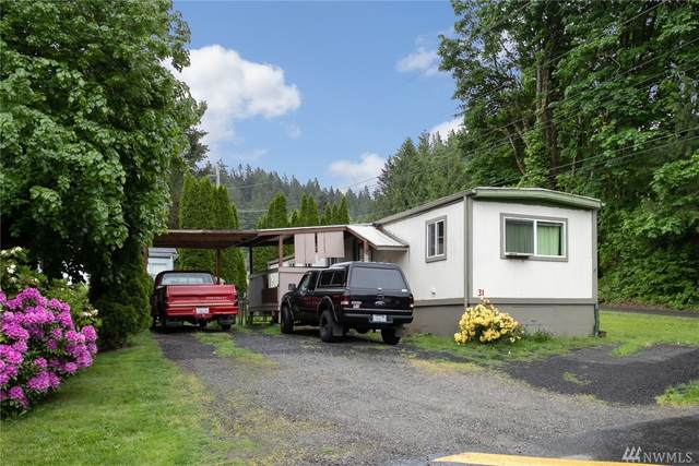 20 NE Roessel Rd #31, Belfair, WA 98528 (#1602380) :: Hauer Home Team