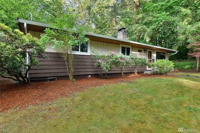 18434 Ballinger Wy NE, Lake Forest Park, WA 98155 (#1602406) :: Ben Kinney Real Estate Team