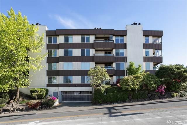 3421 SW Roxbury St #306, Seattle, WA 98126 (#1602427) :: The Kendra Todd Group at Keller Williams