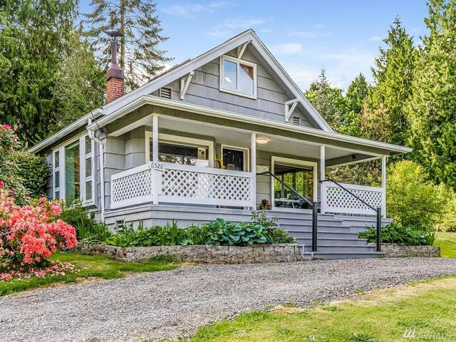 6528 83rd Ave SE, Snohomish, WA 98290 (#1602439) :: Hauer Home Team