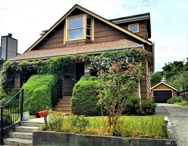 6537 Dibble Ave NW, Seattle, WA 98117 (#1602447) :: The Torset Group