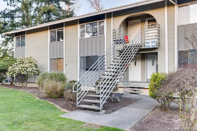 17408 NE 45th St #173, Redmond, WA 98052 (#1602525) :: Real Estate Solutions Group