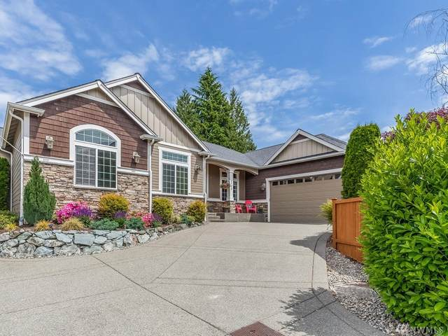 2123 28th Av Ct SW, Puyallup, WA 98373 (#1602541) :: The Torset Group