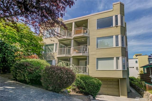 2324 W Newton #201, Seattle, WA 98199 (#1602575) :: Alchemy Real Estate