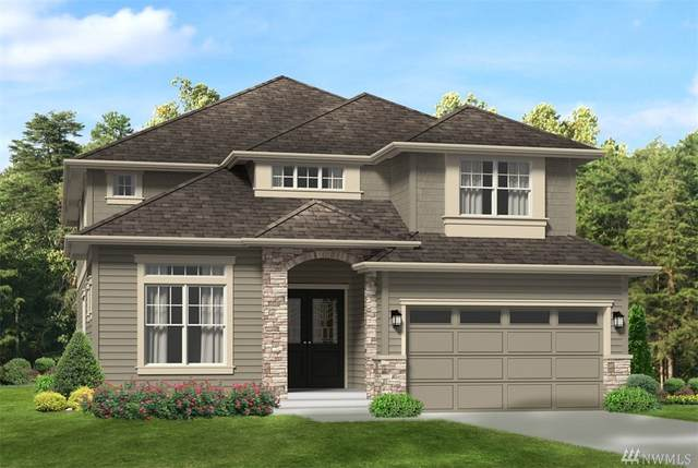 1019 231st Place NE Lot4, Sammamish, WA 98075 (#1602630) :: Real Estate Solutions Group