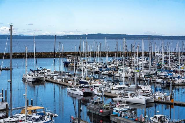 6535 Seaview Ave NW B605, Seattle, WA 98117 (#1602647) :: Beach & Blvd Real Estate Group