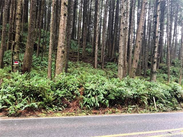 0 Lot 9 Block 10 Roosevelt Beach, Pacific Beach, WA 98571 (#1602755) :: Center Point Realty LLC