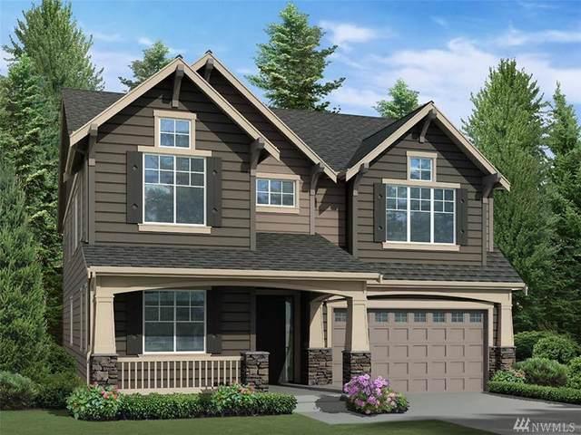 1497-(Lot 18) Elk Run Place SE, North Bend, WA 98045 (#1602837) :: Lucas Pinto Real Estate Group
