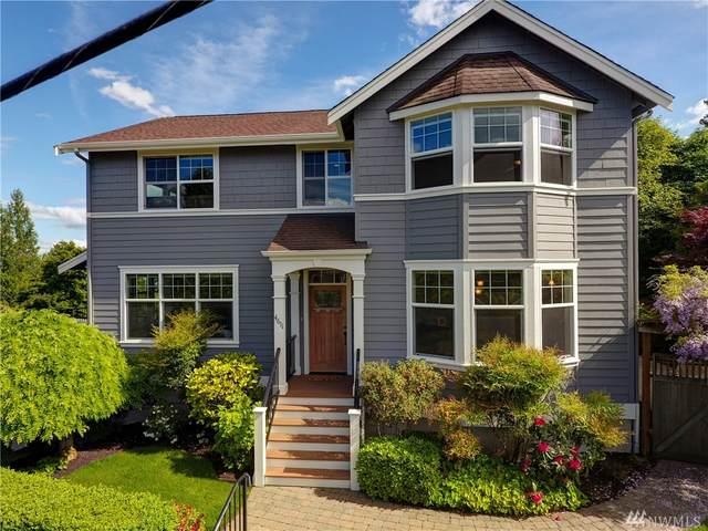 4611 NE 110th St, Seattle, WA 98125 (#1602863) :: Hauer Home Team