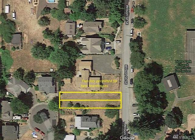807 Wilson, Olympia, WA 98501 (#1602869) :: Real Estate Solutions Group