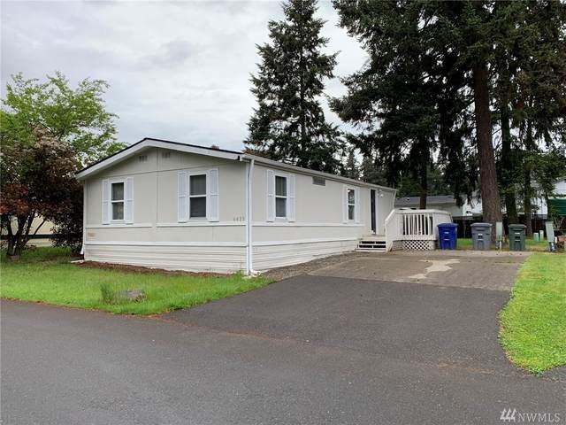6423 161st St Ct E #8, Puyallup, WA 98375 (#1602914) :: Keller Williams Realty