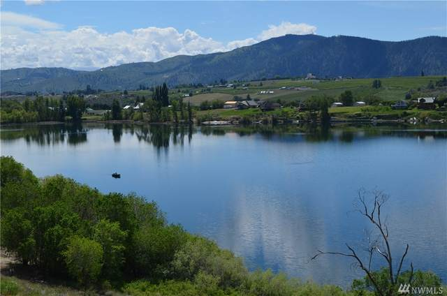 0 E Wapato Lake Rd, Manson, WA 98831 (#1602932) :: Alchemy Real Estate