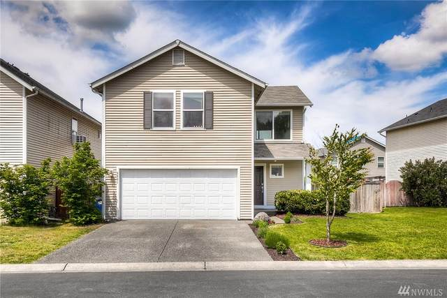 9541 187th St Ct E, Puyallup, WA 98375 (#1602961) :: NW Homeseekers