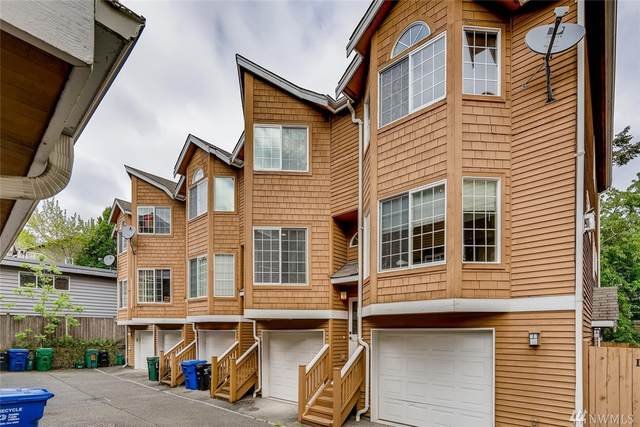 718 N 94th H, Seattle, WA 98103 (#1603003) :: Real Estate Solutions Group