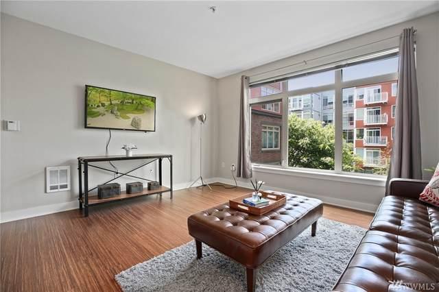 1610 Belmont Ave #307, Seattle, WA 98122 (#1603032) :: Mike & Sandi Nelson Real Estate