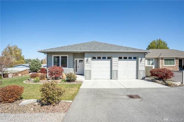 1367 Boulder Lp, East Wenatchee, WA 98802 (#1603101) :: Real Estate Solutions Group