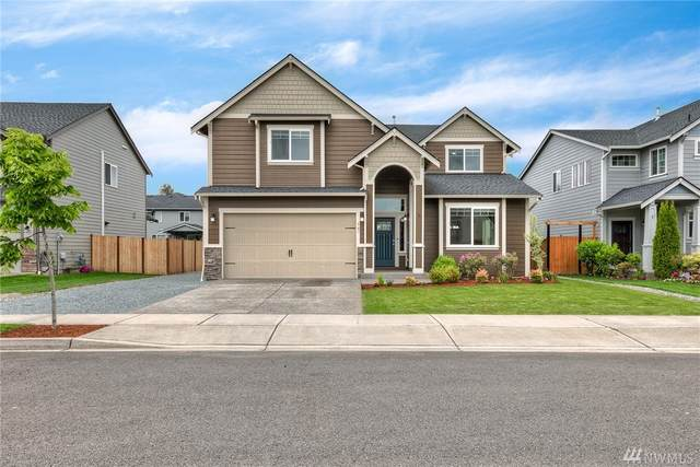 507 Carrier Ave SW, Orting, WA 98360 (#1603194) :: Real Estate Solutions Group