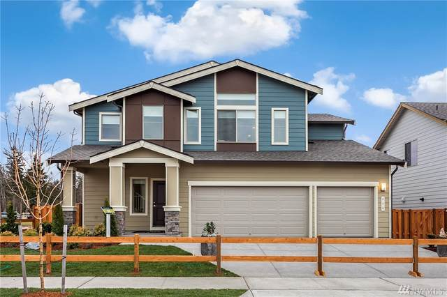 301 Partlon St #104, Buckley, WA 98321 (#1603209) :: Keller Williams Western Realty