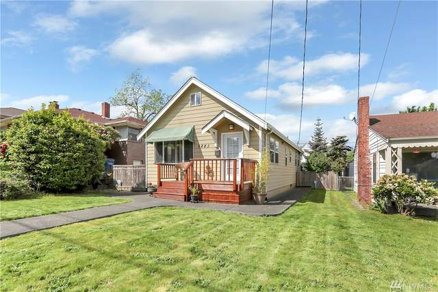 4883 24th Ave S, Seattle, WA 98108 (#1603250) :: TRI STAR Team | RE/MAX NW