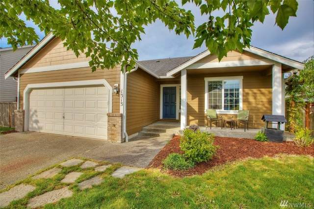 1313 Riddell Ave NE, Orting, WA 98360 (#1603416) :: Real Estate Solutions Group