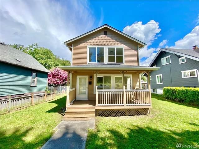 2125 S Sherdian Ave, Tacoma, WA 98405 (#1603497) :: McAuley Homes