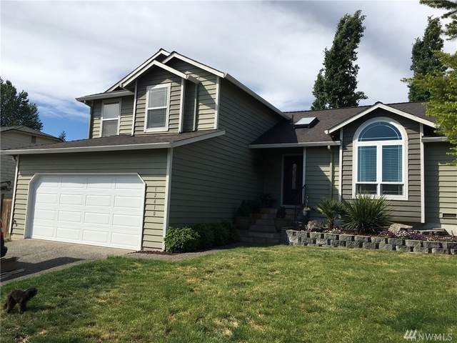 12610 SE 222nd Place, Kent, WA 98031 (#1603524) :: Real Estate Solutions Group