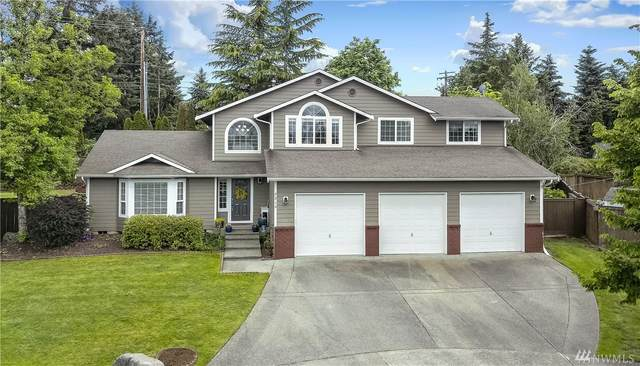 2218 23rd St Pl SE, Puyallup, WA 98372 (#1603541) :: Real Estate Solutions Group