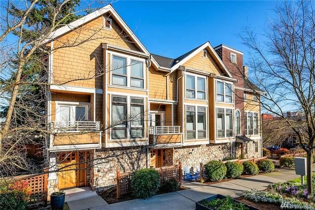 4206 Linden Ave N #4206, Seattle, WA 98103 (#1603563) :: Beach & Blvd Real Estate Group
