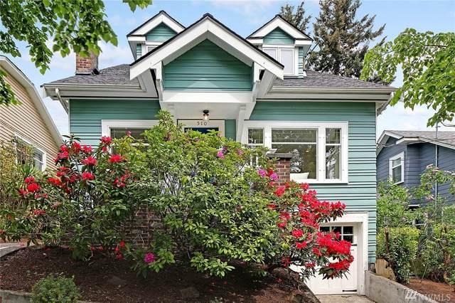 510 N 65th St, Seattle, WA 98103 (#1603575) :: Hauer Home Team