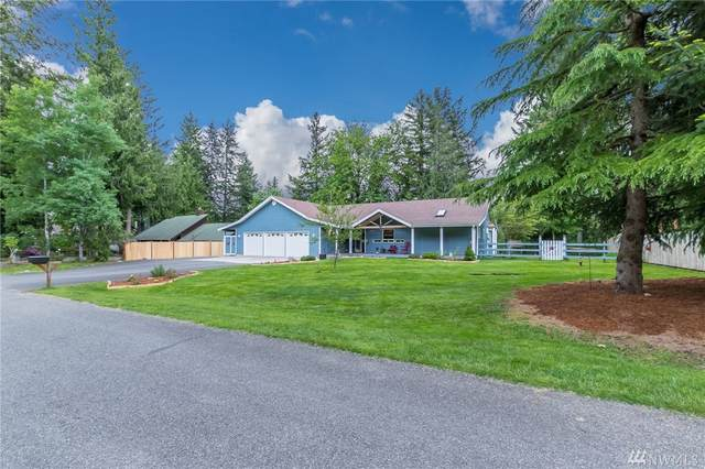 22903 168th Ave E, Graham, WA 98338 (#1603577) :: Real Estate Solutions Group