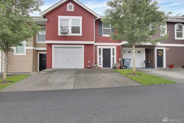 1012 109th St Ct E #73, Tacoma, WA 98445 (#1603685) :: Keller Williams Western Realty