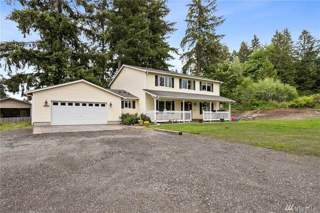 6644 Lake Saint Clair Dr SE, Olympia, WA 98513 (#1603739) :: Real Estate Solutions Group