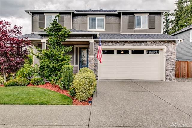 11819 172nd St Ct E, Puyallup, WA 98374 (#1603757) :: Keller Williams Western Realty