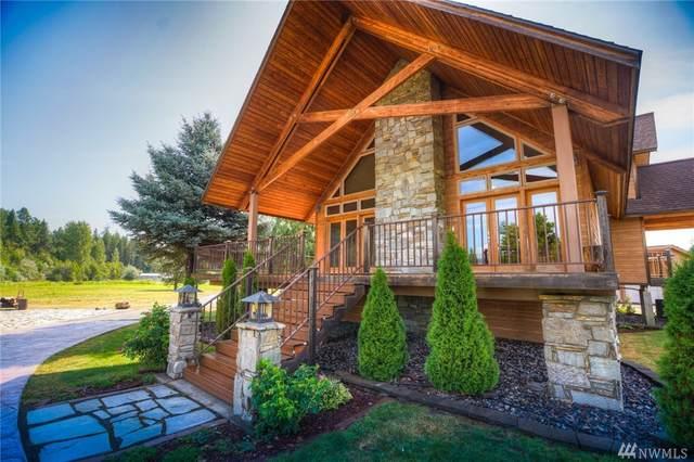 55 Mt. Adams Highway, Glenwood, WA 98619 (#1603758) :: Better Properties Lacey