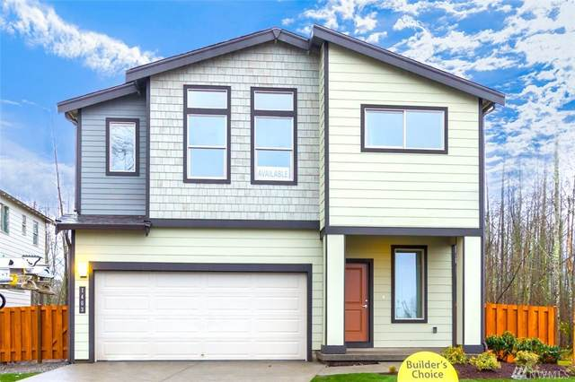 1658 Jefferson Ave #98, Buckley, WA 98321 (#1603798) :: Keller Williams Western Realty