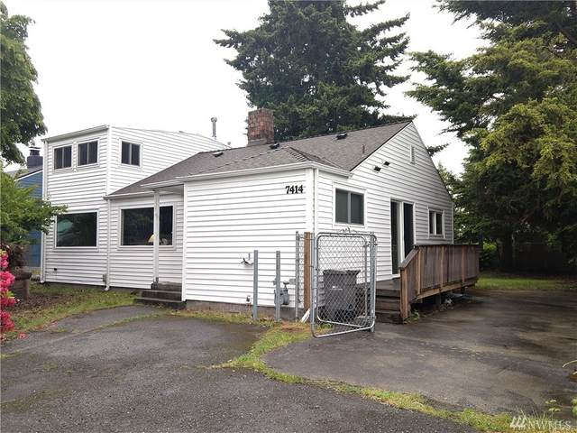 7414 S 128th St, Seattle, WA 98178 (#1603874) :: The Kendra Todd Group at Keller Williams